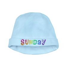 Cute Sunday baby hat