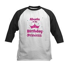Abuela of the 1st Birthday Pr Tee