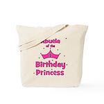 Abuela of the 1st Birthday Pr Tote Bag