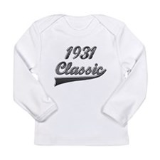 Older than dirt Long Sleeve Infant T-Shirt