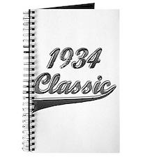 Cute 1934 birthday Journal