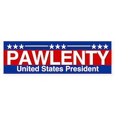 Pawlenty for President Bumper Sticker