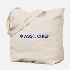 EMS Asst. Chief Tote Bag