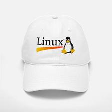Linux Logo Baseball Baseball Cap
