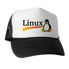 Linux Logo Trucker Hat