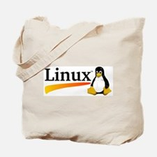Linux Logo Tote Bag