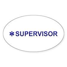 EMS Supervisor Stickers