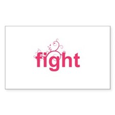 Fight Decal