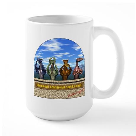 Yeah Right! Large Mug