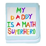 My daddy math Blanket