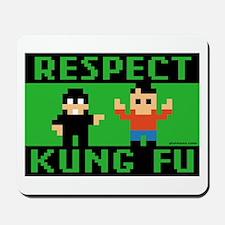 """Respect Kung Fu"" Mousepad"