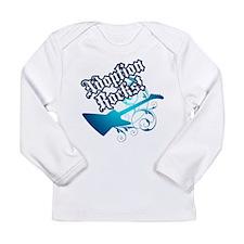 Adoption Rocks! - Long Sleeve Infant T-Shirt