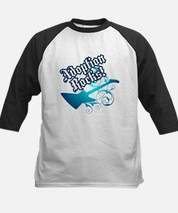Adoption Rocks! - Kids Baseball Jersey