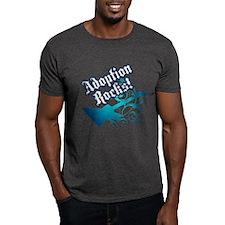 Adoption Rocks! - T-Shirt