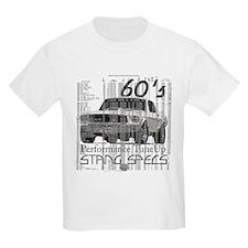60'S Mustang Specs T-Shirt