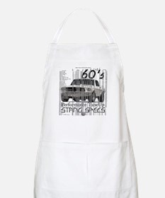 60'S Mustang Specs Apron