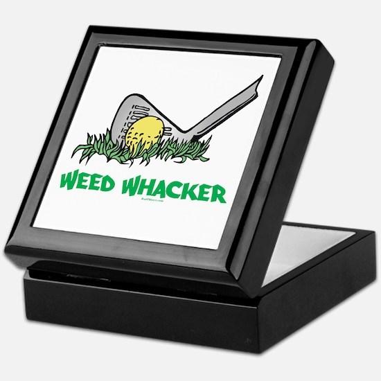 Weed Whacker Sports Keepsake Box