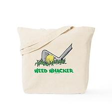 Weed Whacker Sports Tote Bag