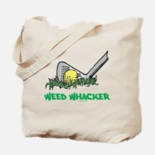 Weed Whacker Sports Tote Bag