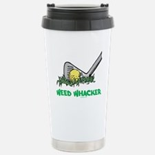 Weed Whacker Sports Travel Mug