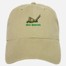 Weed Whacker Sports Baseball Baseball Cap