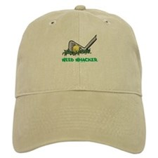 Weed Whacker Sports Baseball Cap