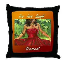 Lau Throw Pillow