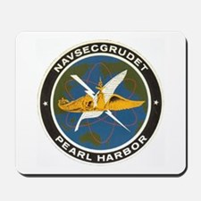 NAVAL SECURITY GROUP DET, PEARL HARBOR Mousepad