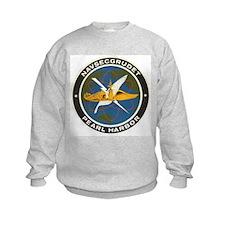 NAVAL SECURITY GROUP DET, PEARL HARBOR Sweatshirt