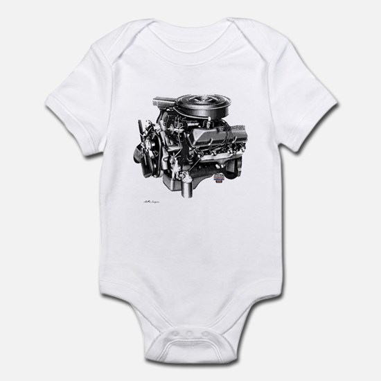 Block Infant Bodysuit