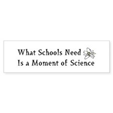 What Schools Need Bumper Bumper Sticker