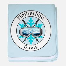 Timberline Four Seasons Resort - Da baby blanket