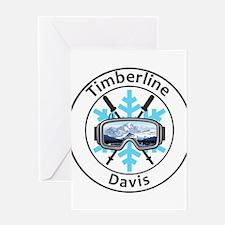 Timberline Four Seasons Resort - Greeting Cards