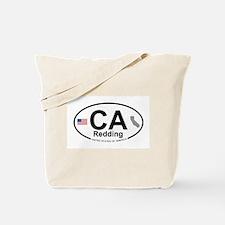 Redding Tote Bag