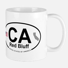 Red Bluff Mug