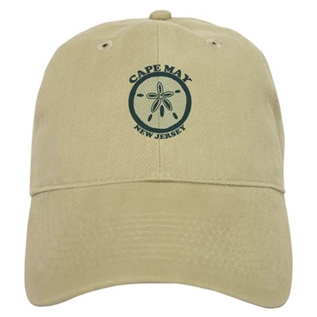 Cape May NJ - Sand Dollar Design Cap