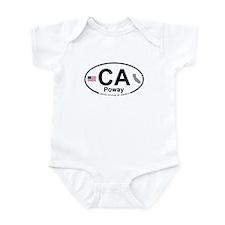 Poway Infant Bodysuit