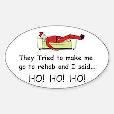 Funny Christmas Decal