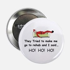 "Funny Christmas 2.25"" Button"