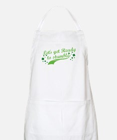 Let's get Ready to Stumble Apron