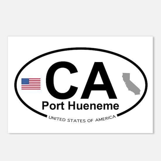 Port Hueneme Postcards (Package of 8)