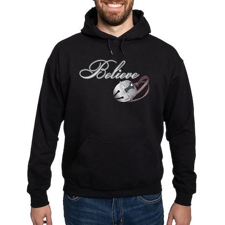 BELIEVE (SILVER BELL) Hoodie (dark)