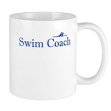 NEW Swim Coach Mug