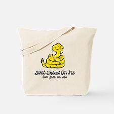 DTOM Snake Tote Bag