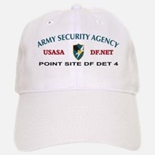 POINT SITE DF DET 4 Turkey Baseball Baseball Cap