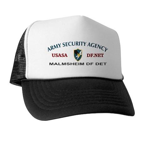 MALMSHEIM DF DET Germany Trucker Hat