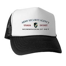 MEMMINGEN DF DET Germany Trucker Hat