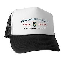 RAVENNA DF DET Italy Trucker Hat