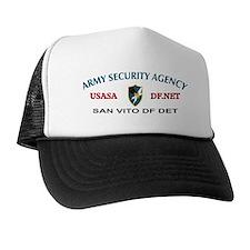 SAN VITO DF DET Italy Trucker Hat