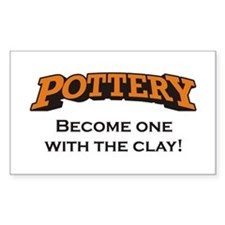 Pottery / Clay Decal